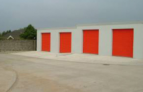 Garage Units for rent cornwall