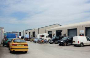 Industrial Units for rent cornwall