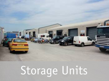storage units for hire or rent cornwall